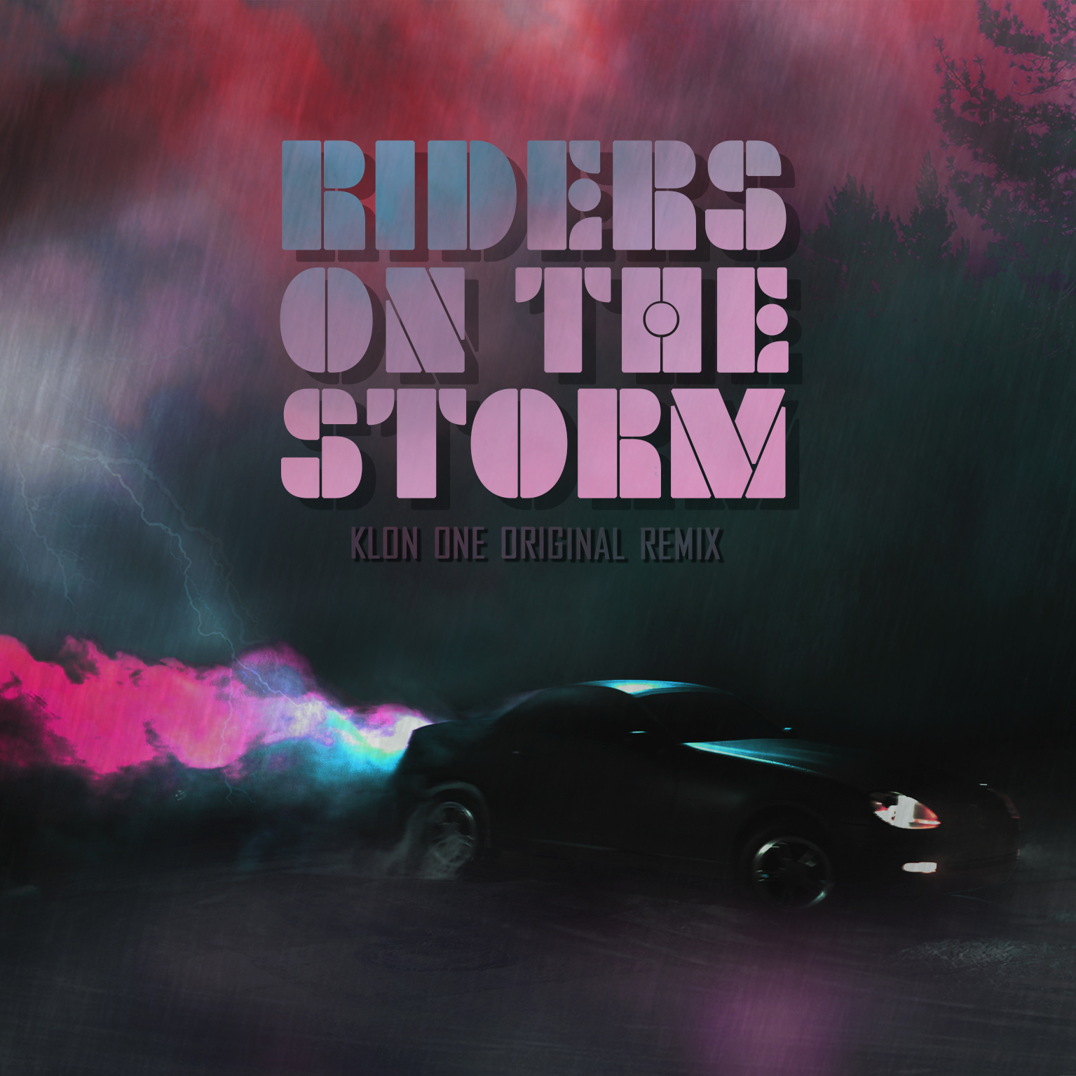 RIDERS ON THE STORMS